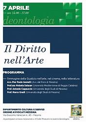 Deontologia - 7 Aprile 2016