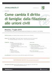 Come cambia il diritto di famiglia: dalla filiazione alle unioni civili