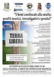 I beni confiscati alla mafia: profili teorici, investigativi e pratici