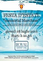 Memoria Avv. Francesca Marchese  - Finale del 28 luglio 2016