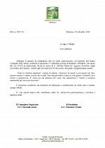 Invito S. Messa in onore di S. Alfonso Maria de  Liguori - Duomo di Messina - 27.9.16, ore 19.00