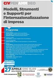 Modelli, Strumenti e Supporti per l Internazionalizzazione di Impresa