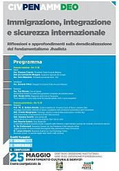 POF 2017 – PENALE - Immigrazione, integrazione e sicurezza internazionale.
