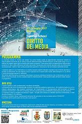 Summer School  Diritto dei Media