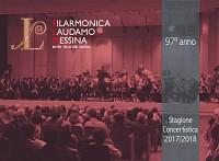 Filarmonica Laudamo di Messina - Presentazione della stagione concertistica 2017/18