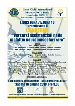 Convegno  Percorsi assistenziali nelle malattie neuromuscolari rare