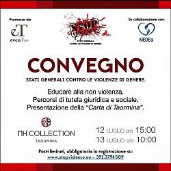 Convegno - Stati generali contro le violenze di genere.