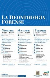 La Deontologia Forense