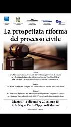 La prospettata riforma del processo civile