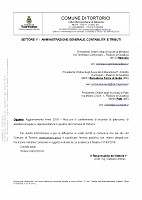 Comune di Tortorici - aggiornamento albo per il conferimento di incarichi legali