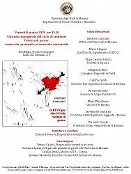 Università di Messina Giornata inaugurale del ciclo seminari