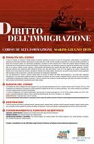 Corso di Alta Formazione  Diritto all immigrazione