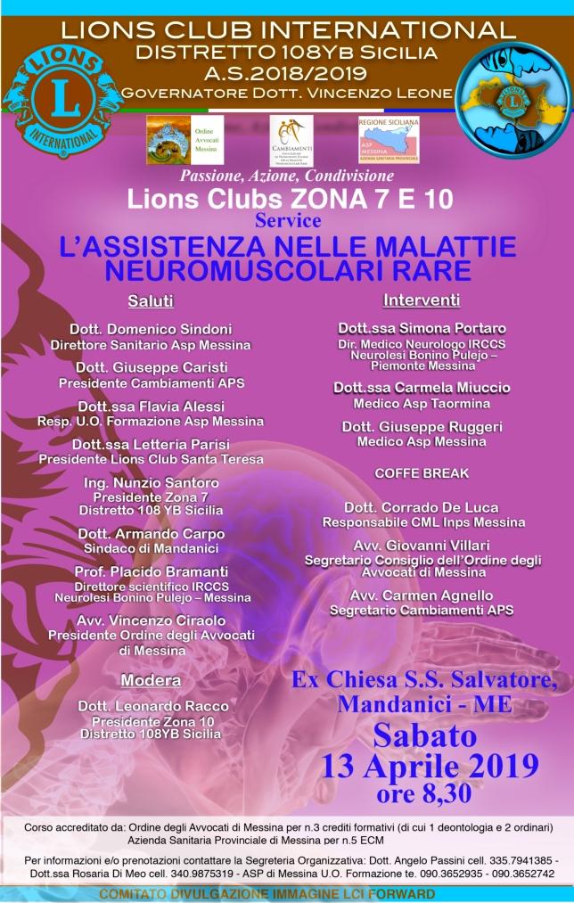 L assistenza nelle malattie neuromuscolari rare