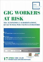 GIG WORKERS AT RISK