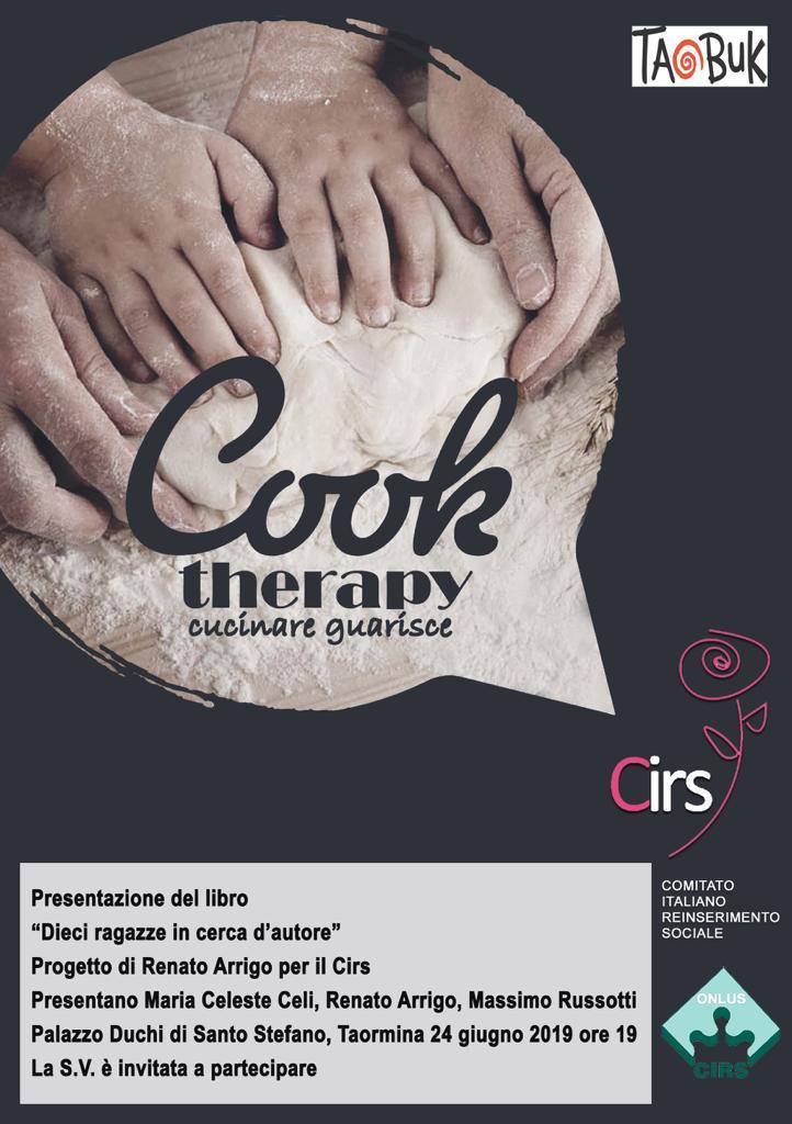 C.I.R.S. Presentazione del libro - Dieci ragazze in cerca d autore -