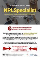 Corso NPLSpecialist