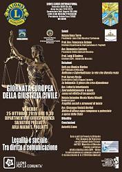 Giornata europea della Giustizia Civile