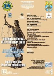 Giornata europea della Giustizia Civile 31.10.2019