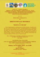 Diritto Penale Minorile su Bioetica e Minori