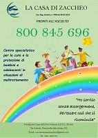 Centro per Minori vittime di abuso e maltrattamento