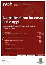 La professione forense: ieri e oggi