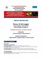 XXIX congresso nazionale medico giuridico
