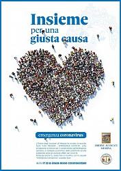 COA Messina - emergenza Covid-19 raccolta fondi