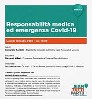 Responsabilità medica ed emergenza covid19