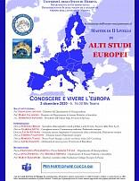 Conoscere e vivere l Europa